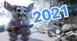 ARK Genesis 2021 Titel
