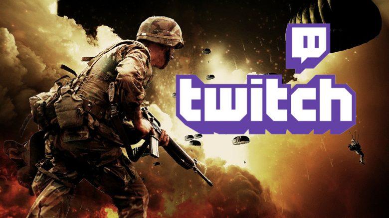 Trolle, Verfassung und ein Polit-Star vertreiben US-Armee von Twitch
