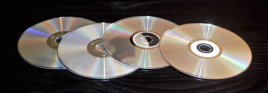 CDs Compact Discs