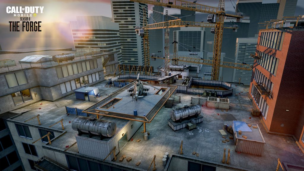 CoD Mobile High Rise