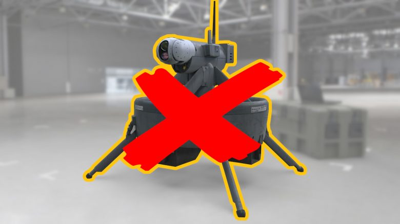 Call fo Duty Warzone Counter UAV Konterdrohne weg titel
