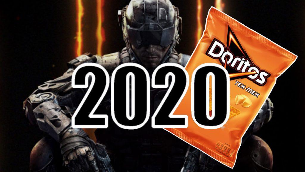Call of Duty 2020 Doritos Titel