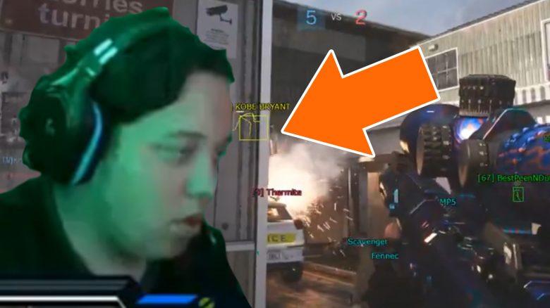CoD MW: Spieler cheatet live auf Twitch und denkt, niemand sieht seine Hacks