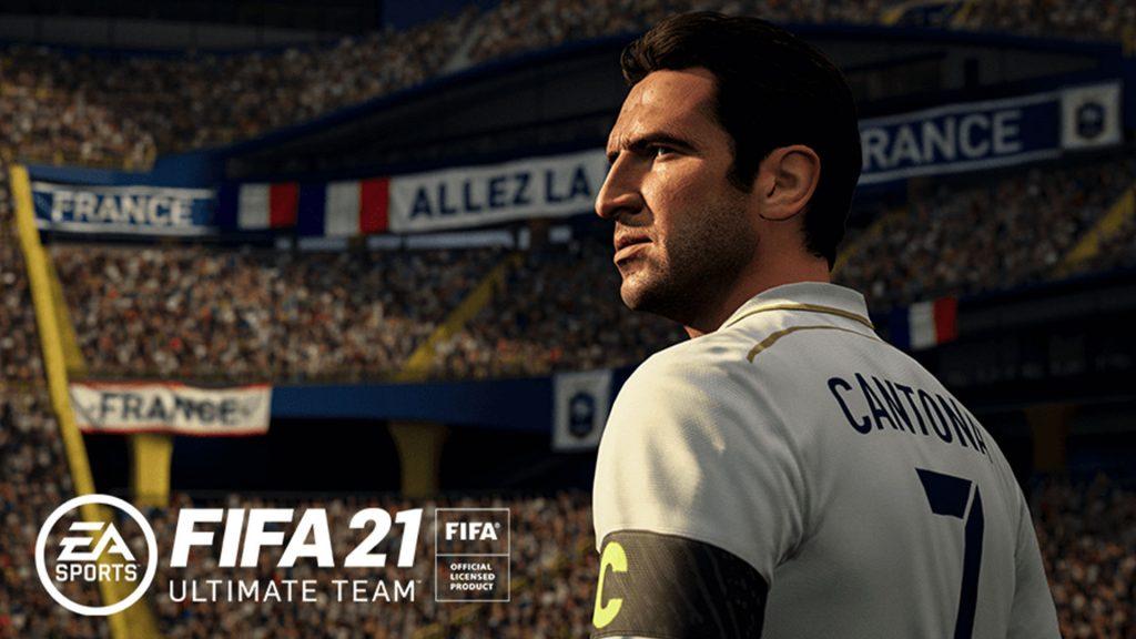 FIFA 21 Cantona