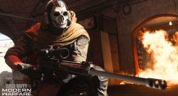 CoD MW Ghost sniper s2