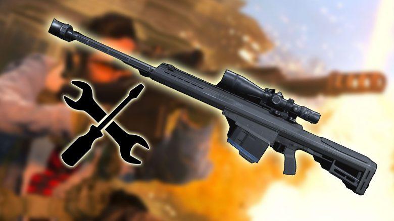 CoD MW & Warzone: Neues Update nerft und repariert Sniper – Patch Notes