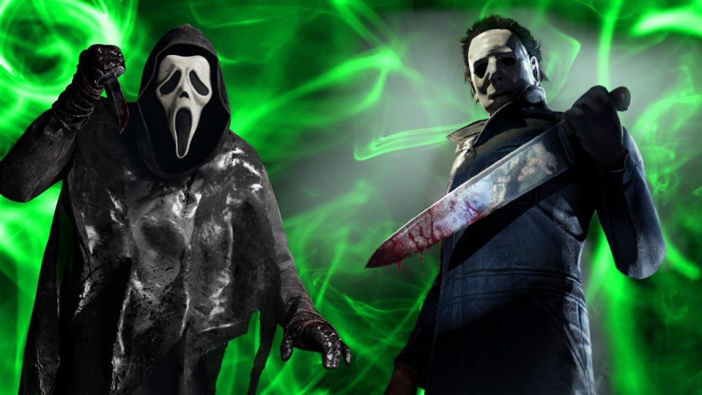 Dead by Daylight Ghostface Michael Myers Shape titel title 1280x720
