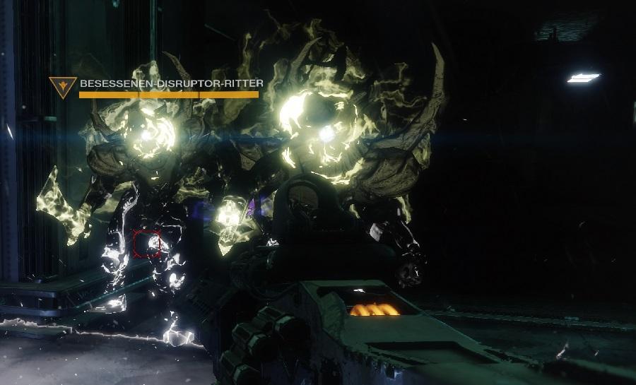 Destiny 2 Besessene Ritter Kontakt