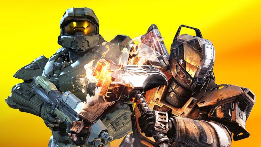 Destiny Halo Master Chief Titan Titel