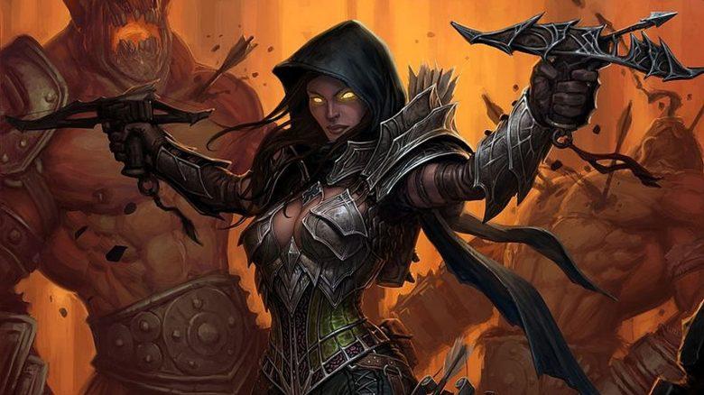 Diablo 3 DH Titel 2