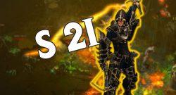 Diablo 3 Season 21 Dämonenjäger Titel