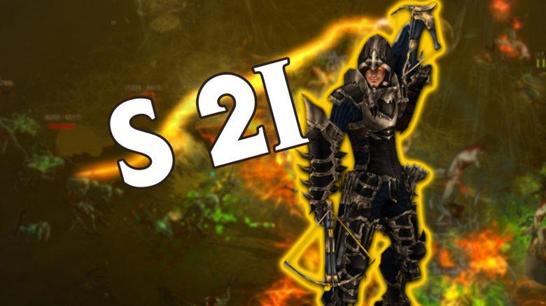 Diablo 3: Season 21 startet in wenigen Stunden – Eure Lieblingsklassen