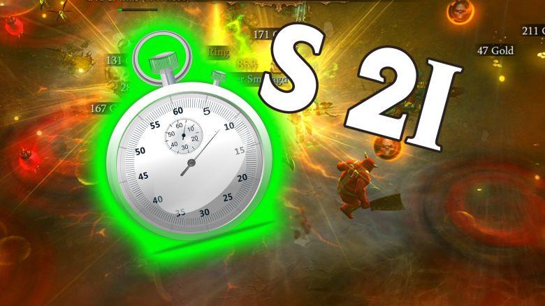 Diablo 3: Ende von Season 21 schon nächste Woche – Wann geht's weiter?