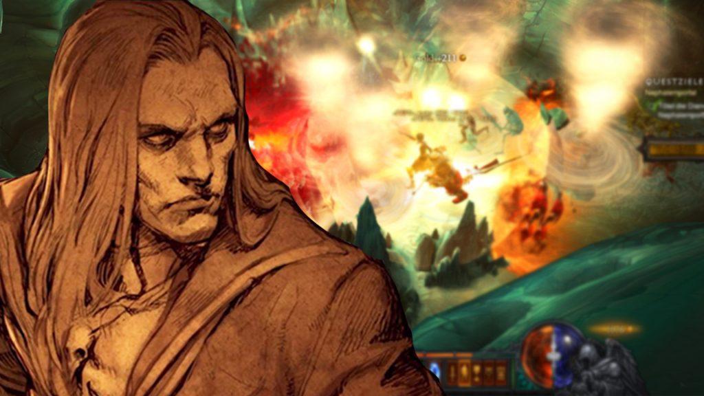 Diablo 3 Totenbeschwörer Titel Gameplay