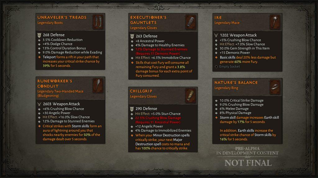 Diablo 4 Items Legendär2