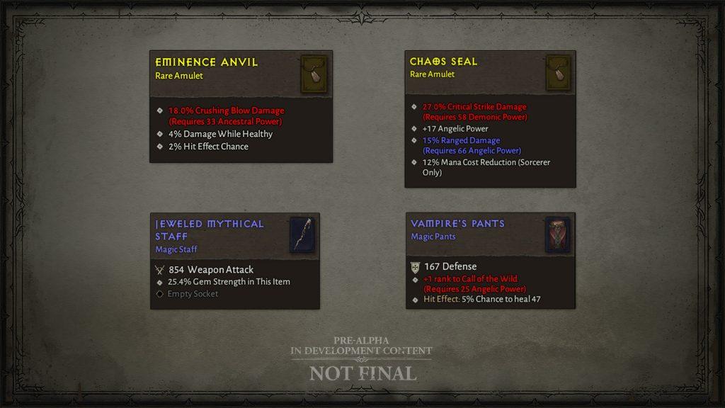 Diablo 4 Items selten2