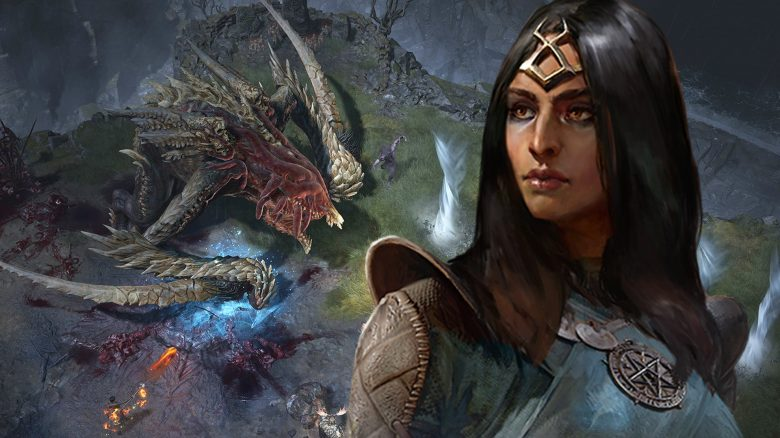 Diablo 4 Zauberin Boss Titel