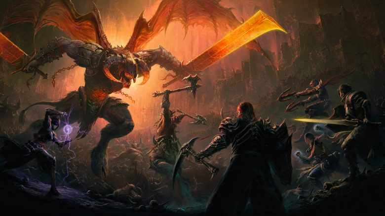 Diablo Immortal Art