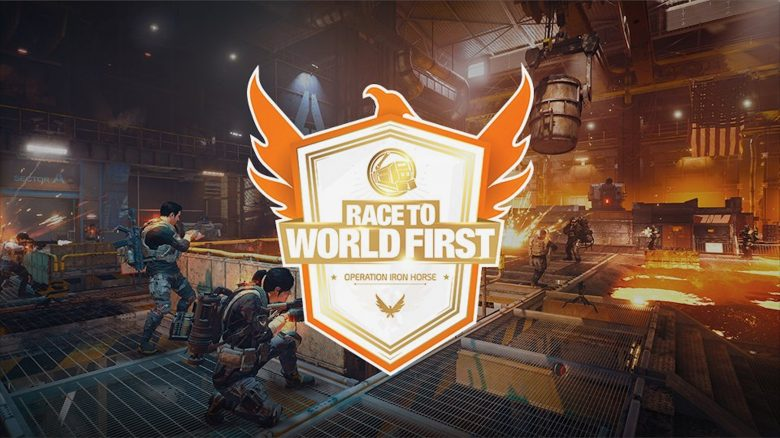 Division 2 iron horse world first
