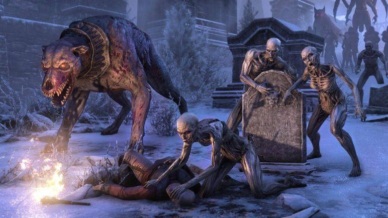 Das MMORPG ESO macht auf Walking Dead: Im neuen Dungeon warten die Untoten auf euch