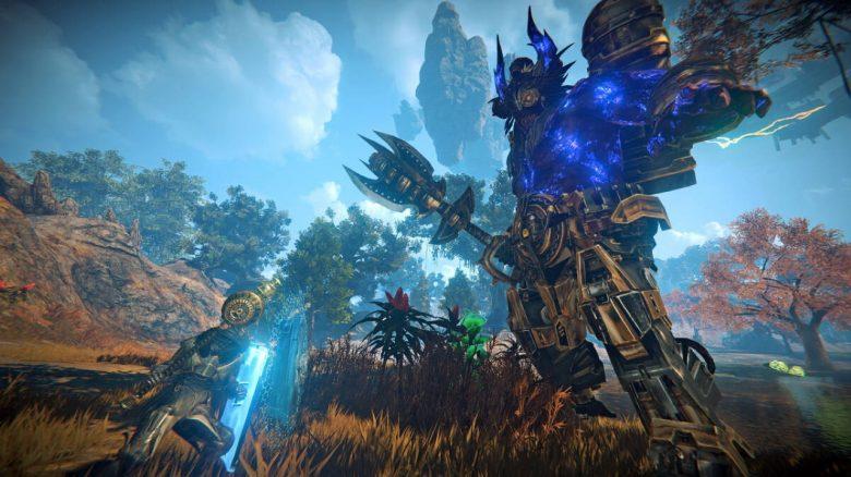 Elyon will das neue MMORPG für alle sein, denen MMORPGs sonst zu langweilig sind