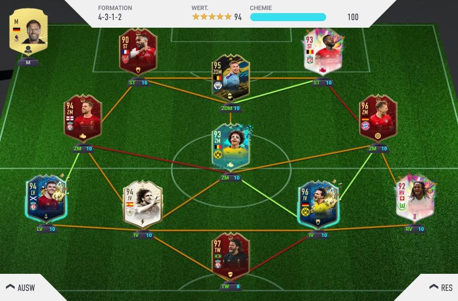 UT FIFA 20