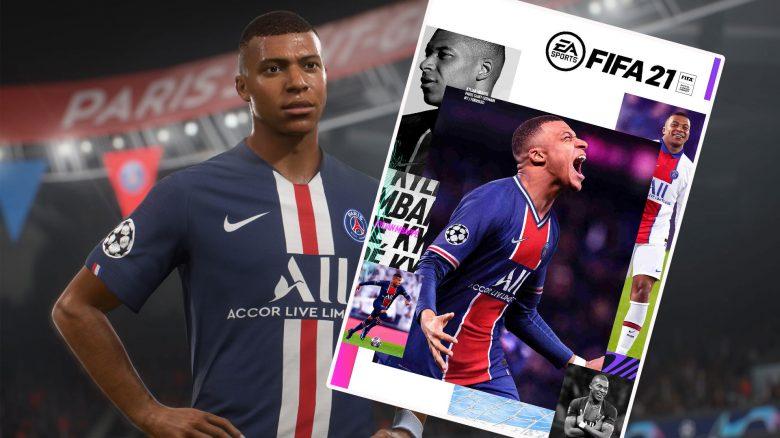 Mbappe ist der Cover-Star von FIFA 21 – Wie stark wird er dann erst im Spiel?