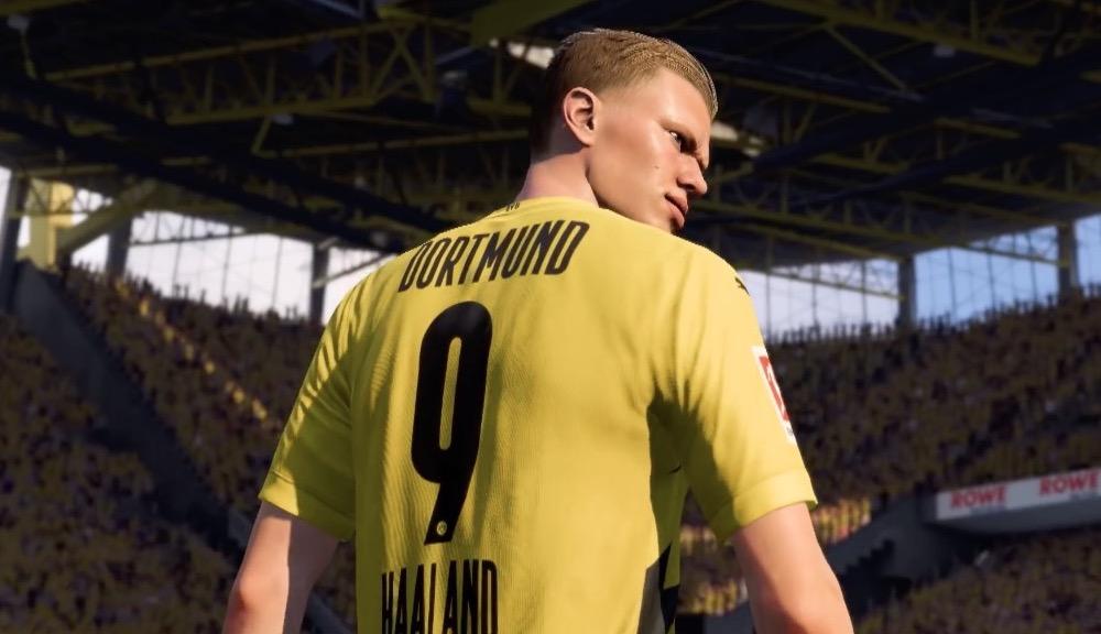 Haaland FIFA 21