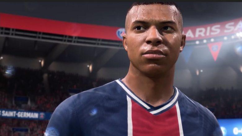 FIFA 21 Mbappe Solo