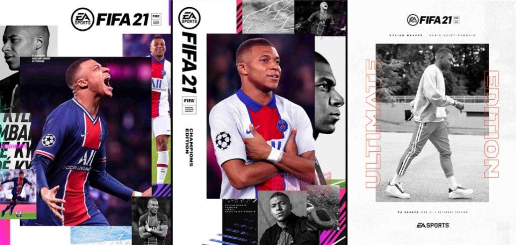FIFA 21 Standard Champions Ultimate Edition