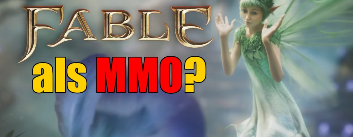 Fable als MMO titel 1280x720