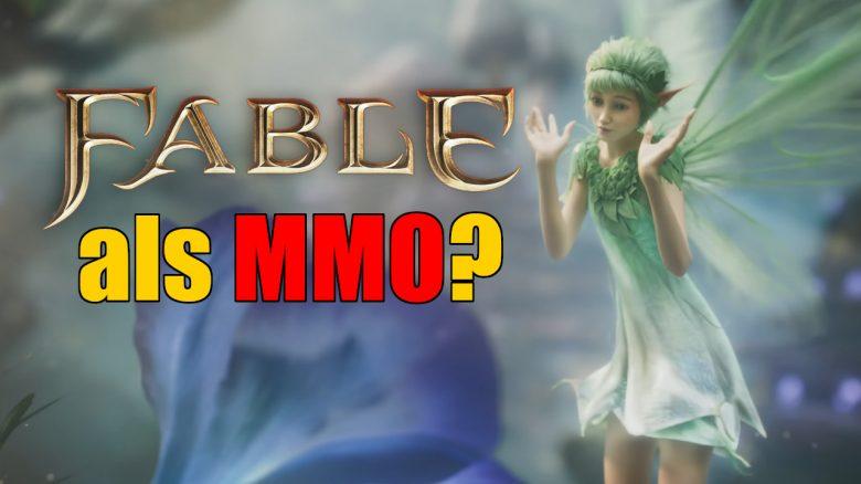 Das nächste Fable wird wohl doch kein MMO werden