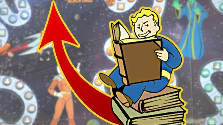 Fallout 76 Season Pass leveln Titel