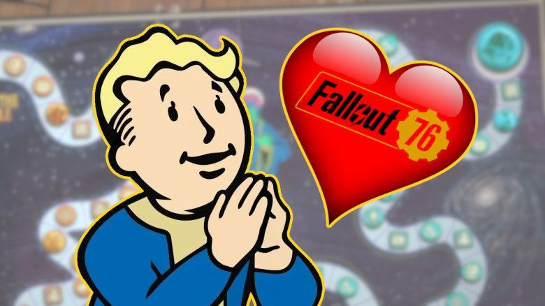 Fallout 76 wieder verliebt season 1 titel