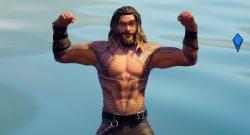 Fortnite Aquaman Wasser Titelk