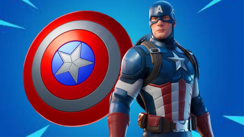 Fortnite captain america titel