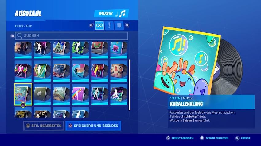 Fortnite-korallen-musikpack