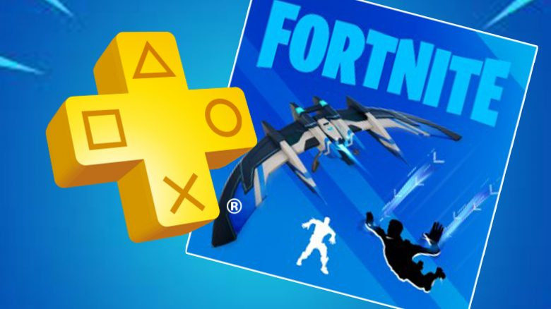 Fortnite ps plus paket titel