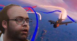 Riesige Flug-Show in GTA Online zeigt: Nicht alle Spieler sind toxisch