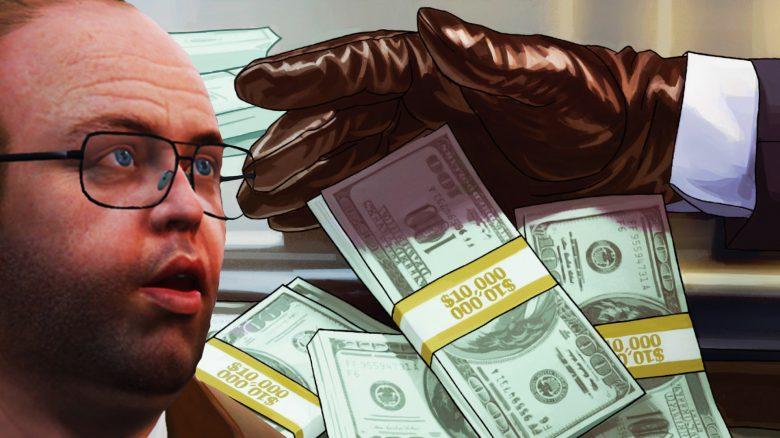 GTA Online Geld Lester Titel