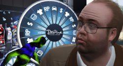 GTA Online Glücksrad Gewinn Lester Titel
