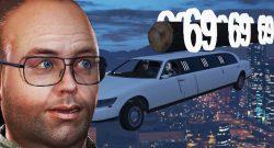 GTA Online Lester 69 Limousine Titel