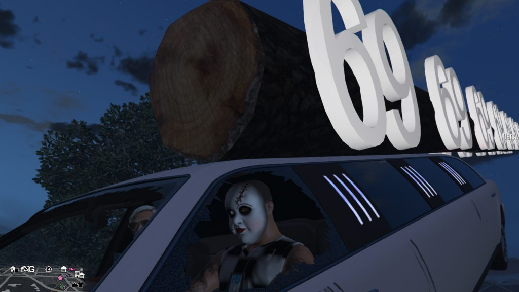 GTA Online Limo 69