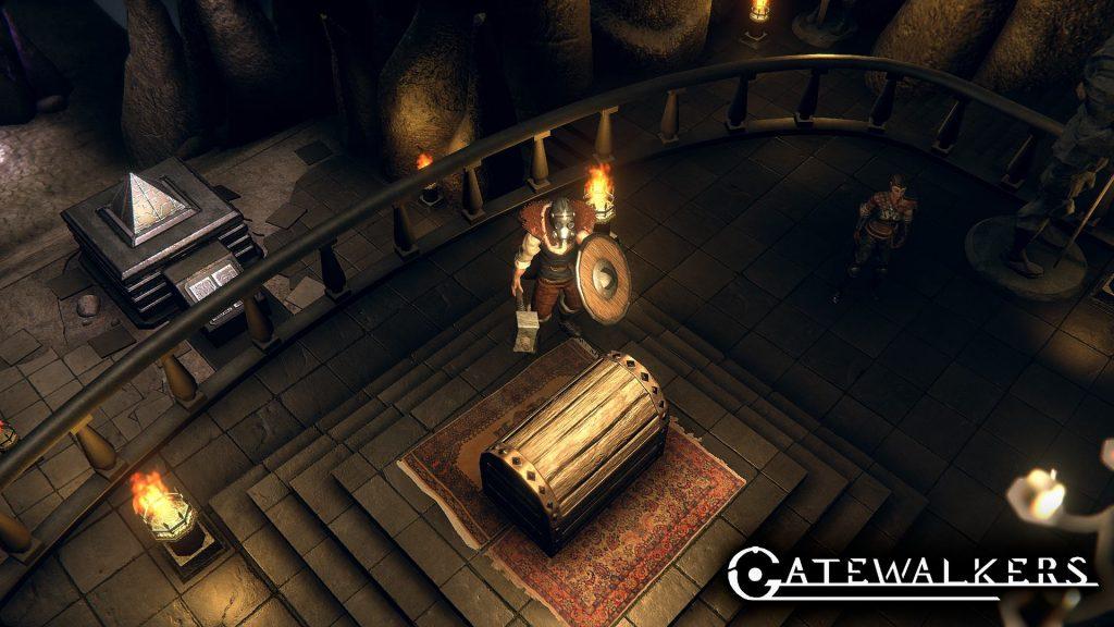 Gatewalkers Screenshot Gasmaske