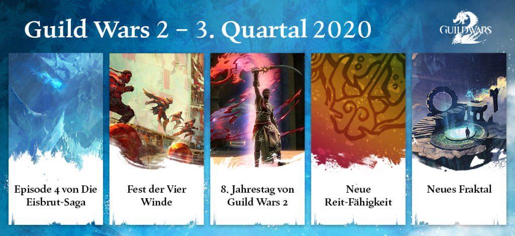 Guild Wars 2 Roadmap Q3 2020