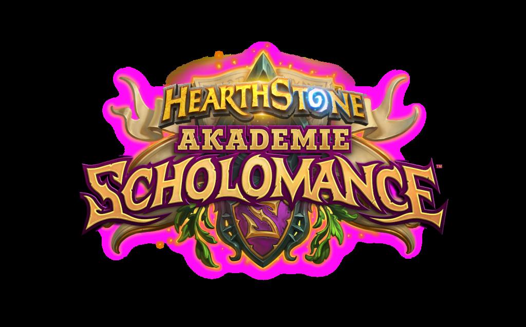 Hearthstone Akademie Scholomance Logo