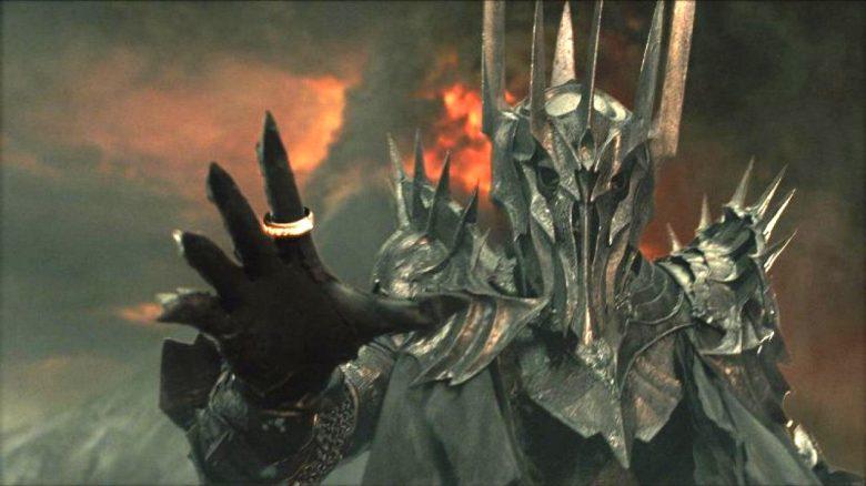 Herr der Ringe Sauron Titel