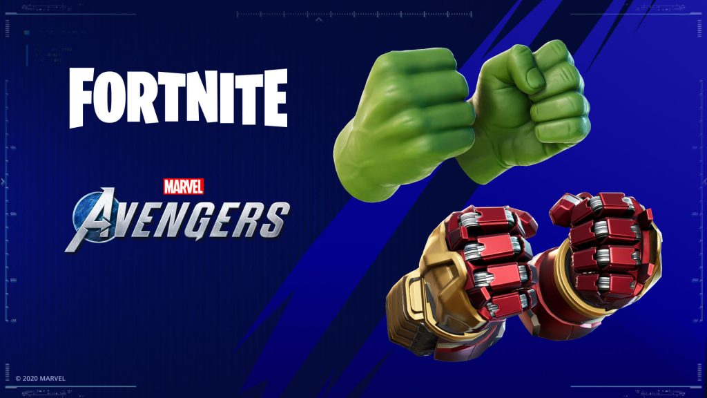 Hulk Smashers Fortnite