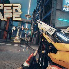 Hyper Scape Waffe Neo Arcadia