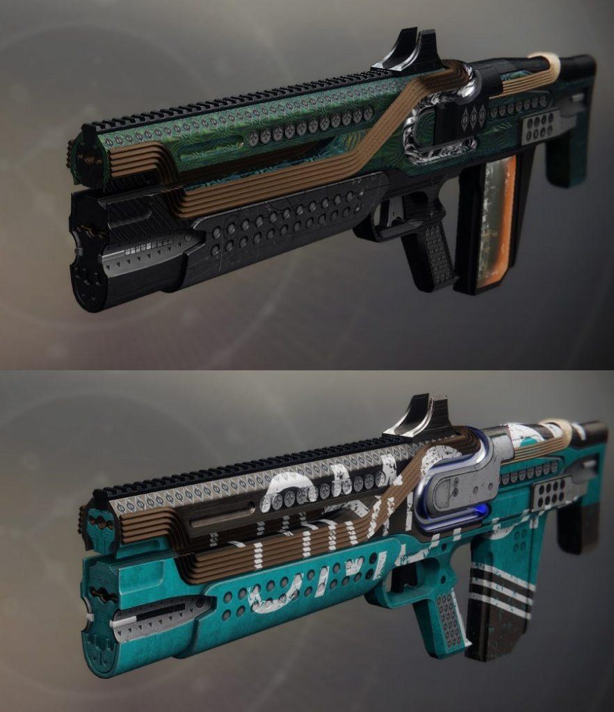 Kalte Verweigerung Ornament Standard Destiny 2 Skin